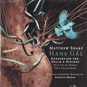 Concertino for cello & strings