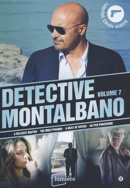 Detective Montalbano. Volume 7