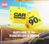 Car songs : The 90s
