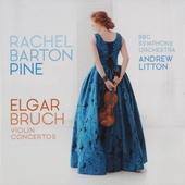 Elgar Bruch : Violin concertos