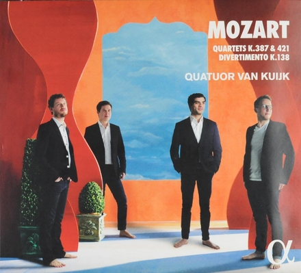 Quartets K. 387 & 421 | Divertimento K. 138