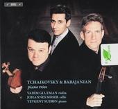 Tchaikovsky & Babajanian : piano trios