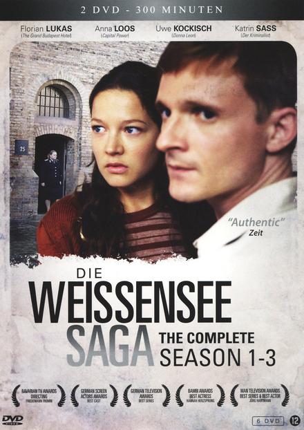 Die Weissensee Saga. The complete season 1-3