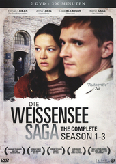 Die Weissensee Saga. The complete season 1-3
