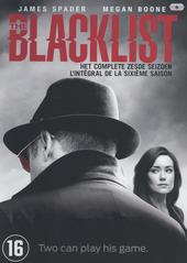 The blacklist. Het complete zesde seizoen