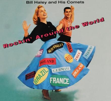 Rockin' around the world ; Haley's juke box