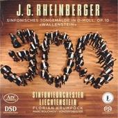 """Sinfonisches Tongemälde in D-Moll, Op.10 """"Wallenstein"""""""