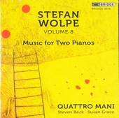 Music for two pianos. vol.8