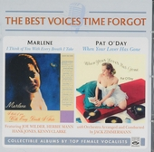 The best voices time forgot : Marlene I think of you with every breath i take : Pat O'Day When your lover has gone