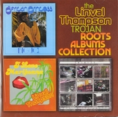 The Linval Thompson Trojan roots album collection