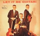 Let it be guitar