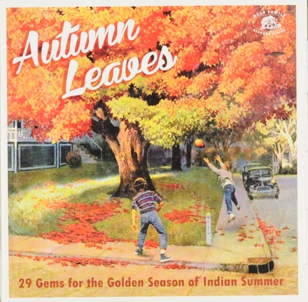 Autumn leaves : 29 gems for the golden season of indian summer