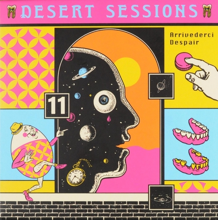 Desert Sessions. Vol. 11 & 12