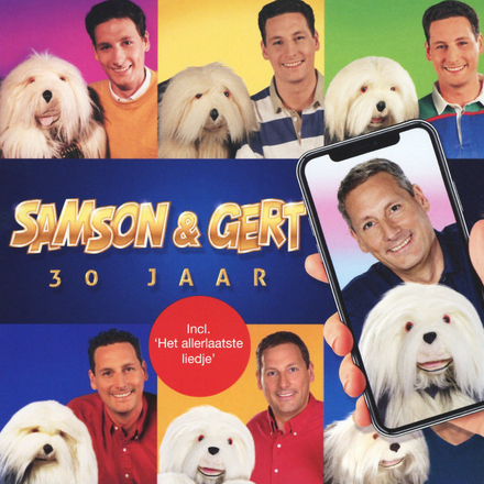 Samson & Gert 30 jaar