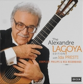 The Alexandre Lagoya edition with Ida Presti : complete Philips & RCA recordings