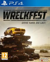 Wreckfest : drive hard, die last