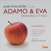 Adamo & Eva : Oratorio for four voices (1771)