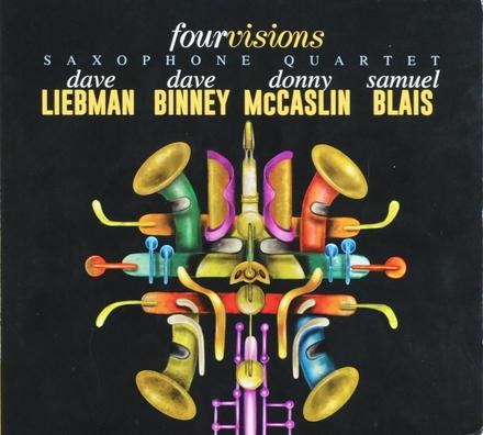 Fourvisions saxophone quartet