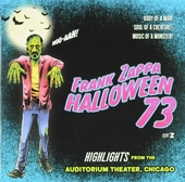 Halloween 73 [1 disc edition] : highlights from the Auditorium Theater, Chicago