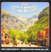 Telluride Jazz Festival, Colorado, June 8, 2008 : Great American radio. vol.3