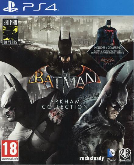 Batman : Arkham collection