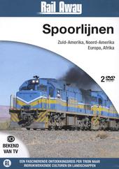 Spoorlijnen : Zuid-Amerika, Noord-Amerika, Europa, Afrika