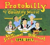 Protobilly : The minstrel and Tin Pan Alley DNA of country music 1892-2017