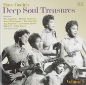 Dave Godin's deep soul treasures. Vol. 5