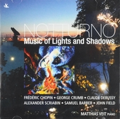 Notturno : Music of lights and shadows