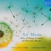 Air music : Tales of flying creatures and heavenly breezes