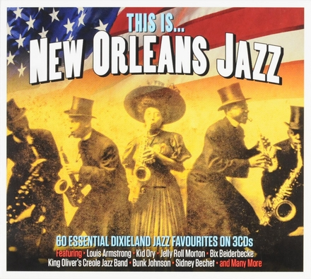 This is New Orleans jazz