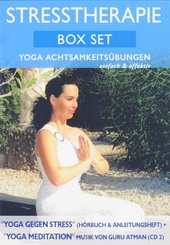 Stresstherapie Box set : Yoga Achtsamkeitsübungen