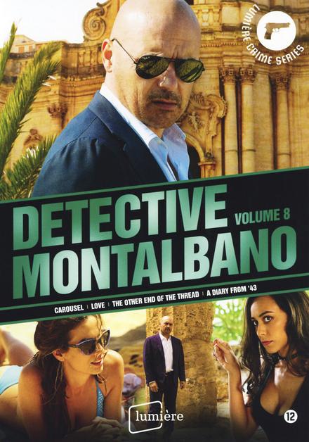 Detective Montalbano. Volume 8