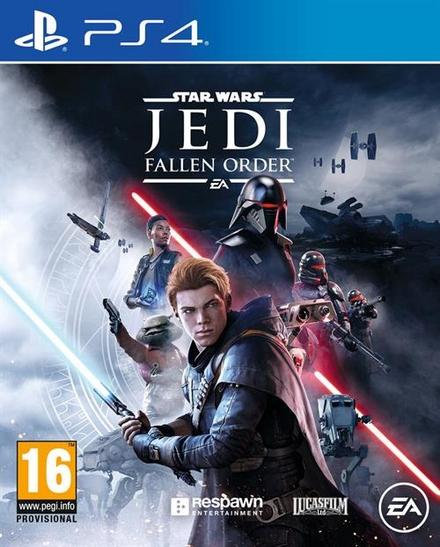 Star Wars : Jedi : fallen order