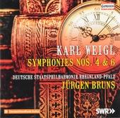 Symphonies nos 4 & 6