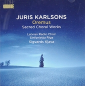 Oremus : sacred choral works