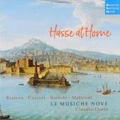 Hasse at home : Cantatas and sonatas