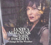Sings John Fogerty : Change in the weather