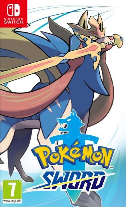 Pokémon : sword