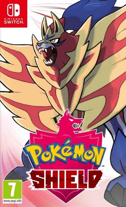 Pokémon : shield