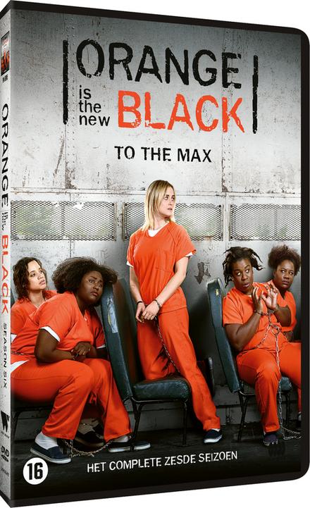 Orange is the new black. Het complete zesde seizoen