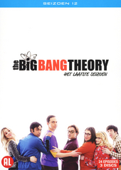 The big bang theory. Seizoen 12