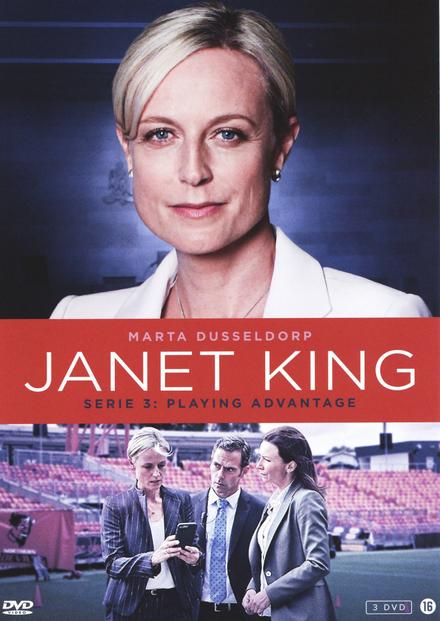 Janet King. Serie 3, Playing advantage
