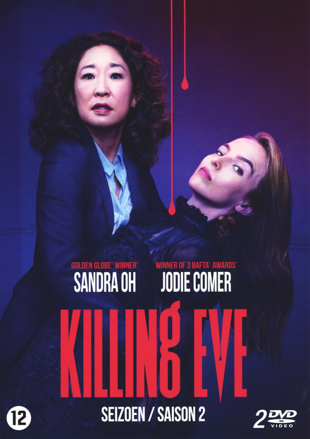 Killing Eve. Seizoen 2