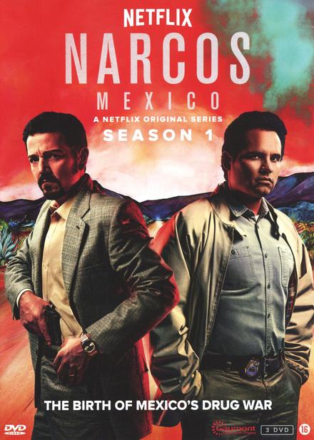 Narcos. Mexico, Season 1