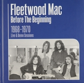 Before the beginning : 1968-1970 live & demo sessions