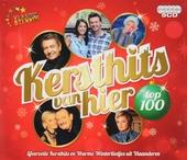 Kerst van hier top 100 : Sfeervolle Kersthits en warme winterliedjes uit Vlaanderen