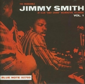 """The incredible Jimmy Smith at the club """"Baby Grand"""", Wilmington, Delaware. Vol. 1"""