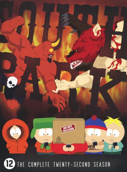 South Park. The complete twenty-second season