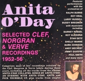 Selected Clef, Norgran & Verve recordings 1952-56